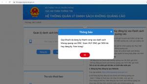 Hướng Dẫn Chặn Tin Nhắn Rác, Cuộc Gọi Rác Từ Cục An Toàn Thông Tin 3