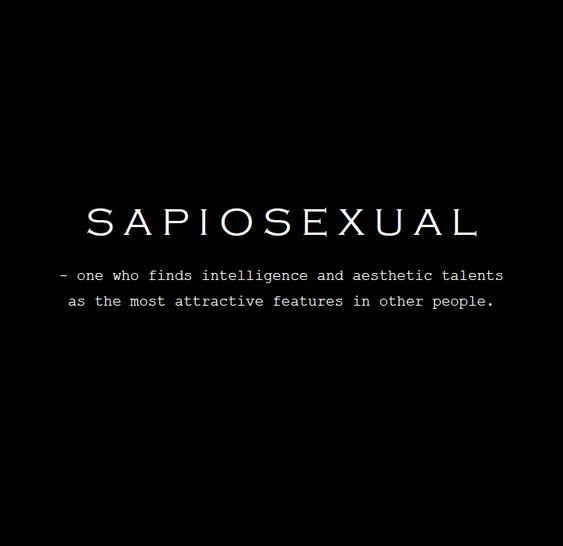 Sapiosexual - Họ là Ai ? 2