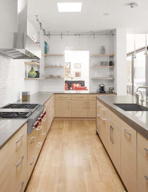 Cách Lựa Chọn Mẫu Tủ Bếp Đẹp & Hợp Thời Nhất 13