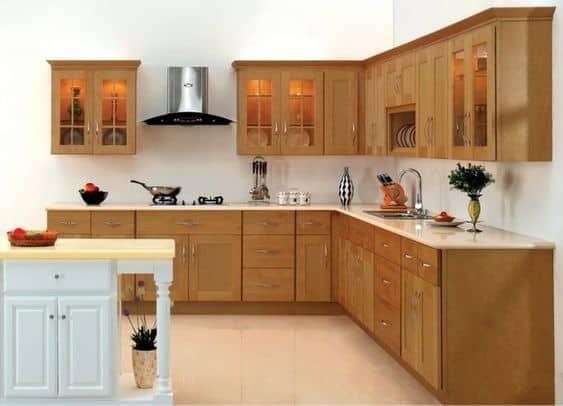 Cách Lựa Chọn Mẫu Tủ Bếp Đẹp & Hợp Thời Nhất 5