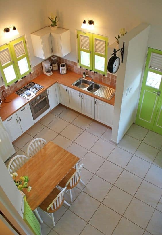 Cách Lựa Chọn Mẫu Tủ Bếp Đẹp & Hợp Thời Nhất 14