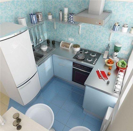 Cách Lựa Chọn Mẫu Tủ Bếp Đẹp & Hợp Thời Nhất 15