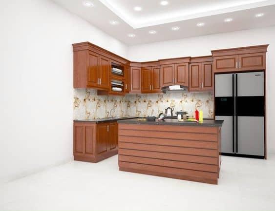 Cách Lựa Chọn Mẫu Tủ Bếp Đẹp & Hợp Thời Nhất 9