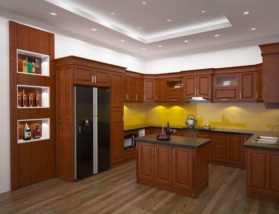 Cách Lựa Chọn Mẫu Tủ Bếp Đẹp & Hợp Thời Nhất 12