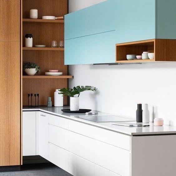 Cách Lựa Chọn Mẫu Tủ Bếp Đẹp & Hợp Thời Nhất 2