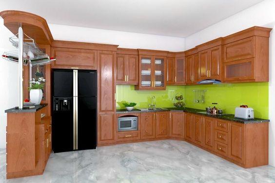 Cách Lựa Chọn Mẫu Tủ Bếp Đẹp & Hợp Thời Nhất 10