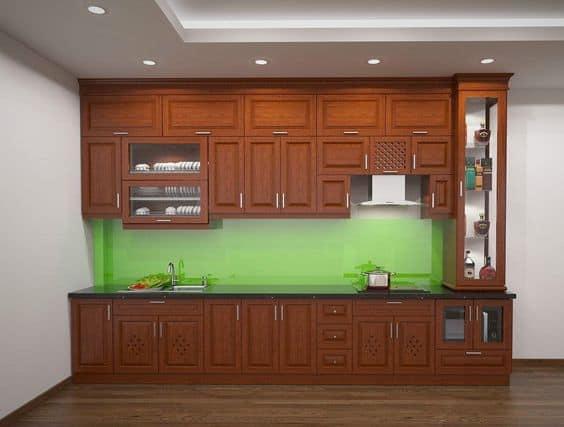 Cách Lựa Chọn Mẫu Tủ Bếp Đẹp & Hợp Thời Nhất 1